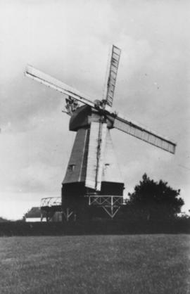 View from left side, Beacon Mill, Benenden