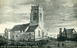 Wallasey Mill, Cheshire