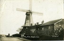 The Mill. Staplecross.