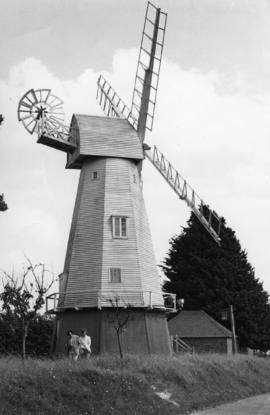 North Common Mill, Chailey, in excellent condition