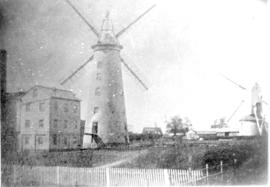 Tower mill and post mill, Kelsale cum Carlton