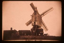 Windmill, Flimwell, in working order