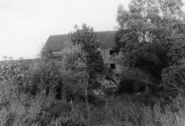 Watermill, Hardingham, in a disused condition
