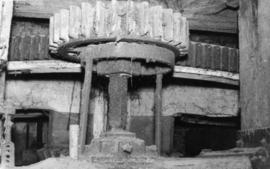 Stone nut and spur wheel, Wolviston Mill, Wolviston