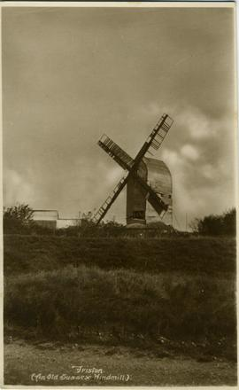 Friston (An old Sussex windmill)