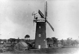 Tower mill, Corton