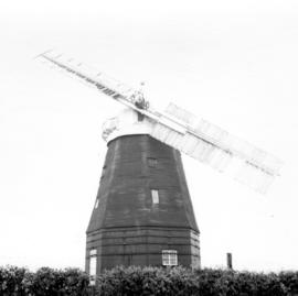 Willingham Smock Mill, Cambridgeshire