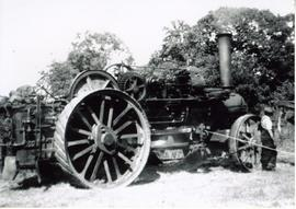 Traction engine FN 5020