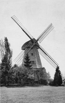 Watts' Cross Mill, Hildenborough, and surrounding area