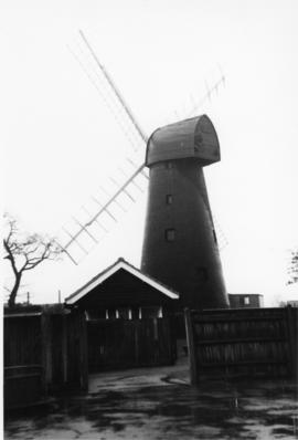 Ashby's Mill, Brixton, preserved