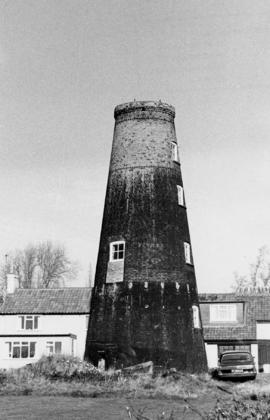 Tower mill, Caunton