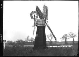 Smock mill, Horning Ferry, before conversion