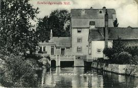 Sawbridgeworth Mill.