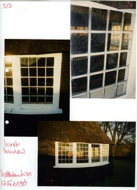 Photographs of the mill's exterior (Sheet 2 of 3)