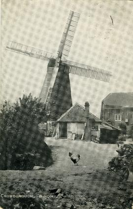 Crowborough Windmill