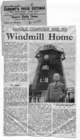 """Windmill Home"""