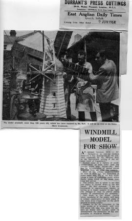 """Windmill models for show"""