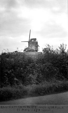 Banham Composite Mill, Norfolk