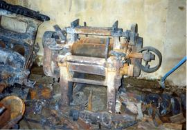 Part of Roller Machinery, watermill, Great Bardfield