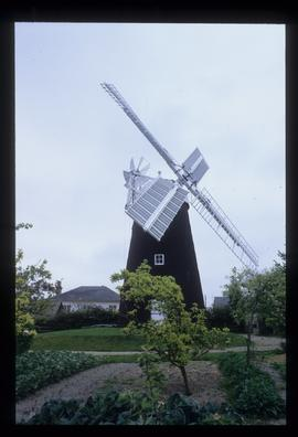 Foster's Mill, Swaffham Prior, restored in working order