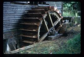 Part of exterior of mill in 06_03