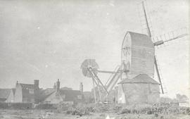 Post mill in Thorpe-le-Soken