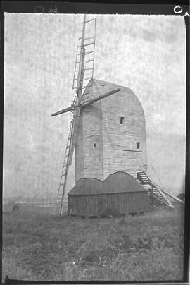 Post mill, Rodmell