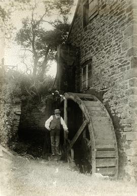 Unidentified watermill