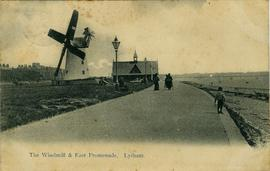 The Windmill and East Promenade, Lytham