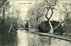 The Mill Pond, Ewell
