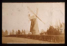 Tower mill, Bidborough, in working order
