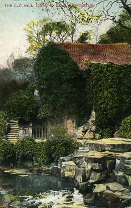 The Old Mill, Jesmond Dene, Newcastle