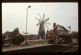 Pocklington's Mill, Heckington, in working order