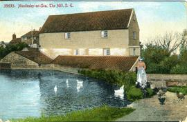 Mundesley-on-Sea. The Mill, S.E