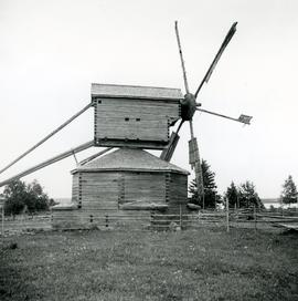 Magpie mill in Kuortane, South Bothnia