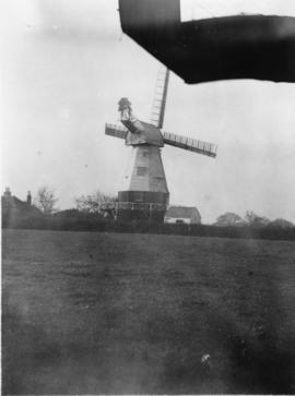 View across field, Beacon Mill, Benenden