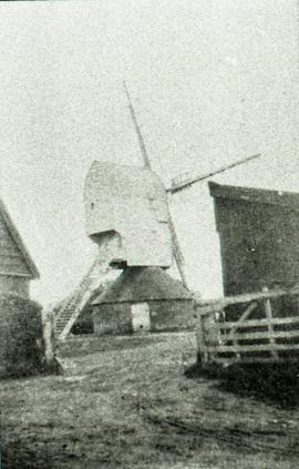 Post mill, Stonham Aspal, Suffolk