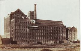Rank's Atlantic Flour Mills, Barry Docks, Cardiff