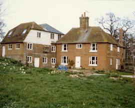 View of mill and house, Maplehurst Mill, Frittenden