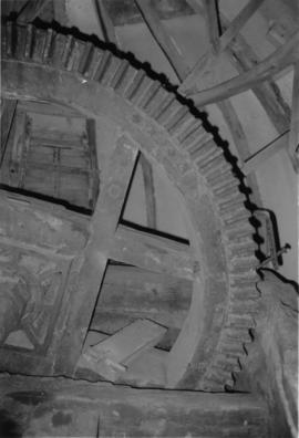 Mount Pleasant Mill Brake wheel