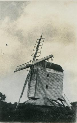 Post mill, Stevington End, Ashdon