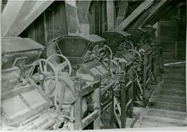 Sifting Machinery, Deben Mill, Wickham Market