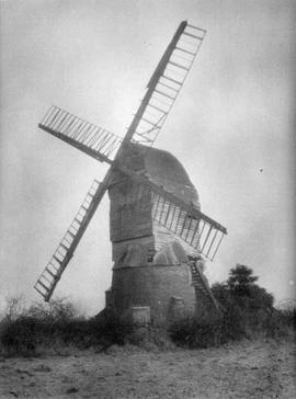Post mill, Besthorpe