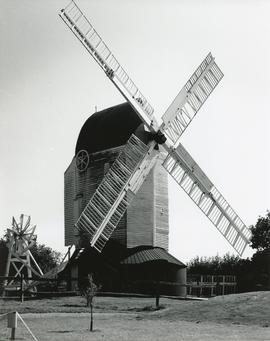Argos Hill Post Mill. Mayfield Sussex