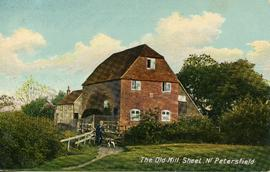 The Old Mill, Sheet. Near Petersfield.