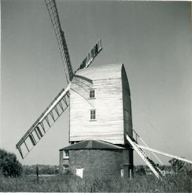 Bocking post mill