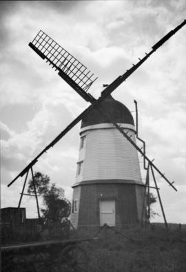 Cobstone Mill, Ibstone, with ruinous sails