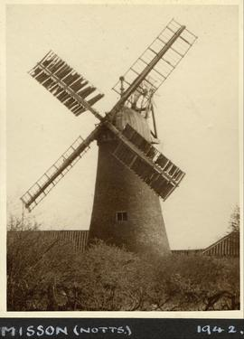 Tower mill, Misson