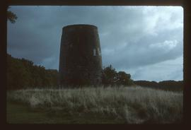 Tower mill shell