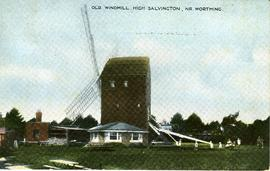 Old Windmill, High Salvington, Nr. Worthing